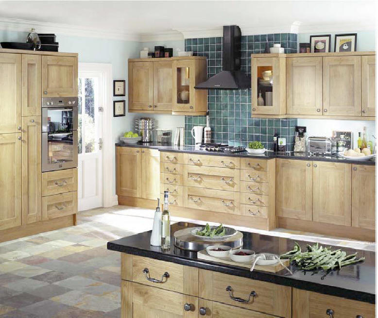Kitchen style burmilla from fitted kitchens direct for Fitted kitchens uk