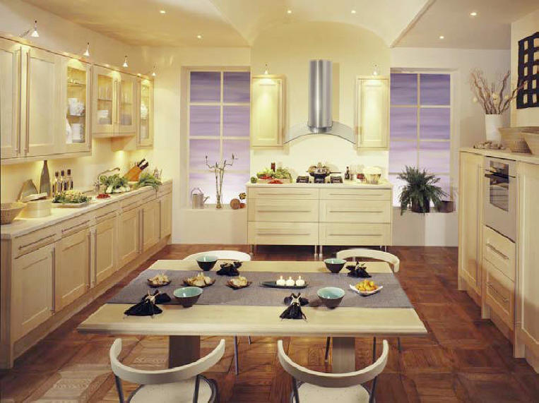 Kitchen style kingsbridge from fitted kitchens direct for Kitchens direct